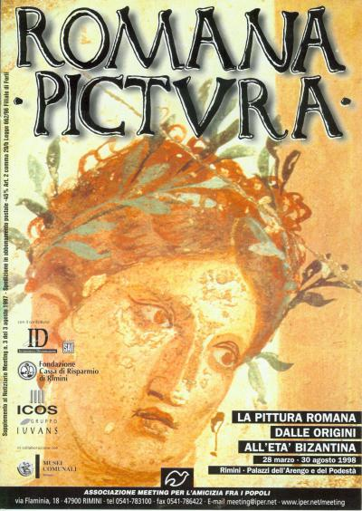 """""""Roman Painting: The Roman artistic culture from its origins to the Byzantine era"""""""