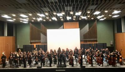 """Viva Beethoven"", with the TMET Symphony Orchestra of the University of Macedonia"