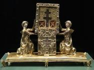 """""""Works of Art from Louvre to Thessaloniki: The Reliquary of the True Cross"""""""